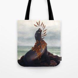 Cold Shore Tote Bag