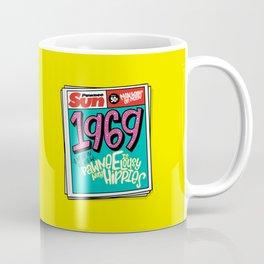 Lousy With Hippies (PAR102) Coffee Mug
