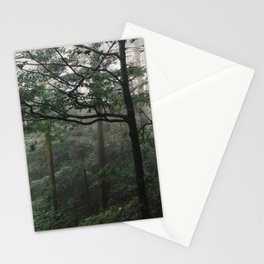 Forest in Japan Stationery Cards