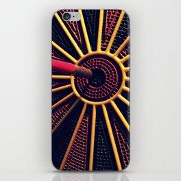 Dart Board iPhone Skin