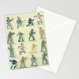 Broken Army Stationery Cards