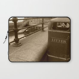 London Trash Talk Laptop Sleeve
