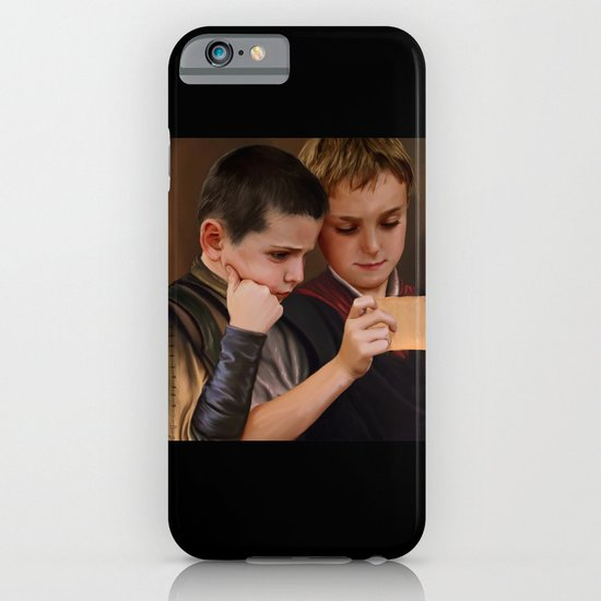 News from a war zone iPhone & iPod Case