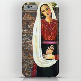 Vision by Nabil Anani iPhone Case