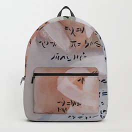 Watercolor 02 Backpack