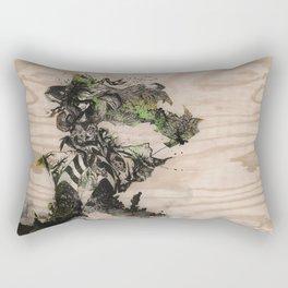 Three of A Perfect Pair Rectangular Pillow