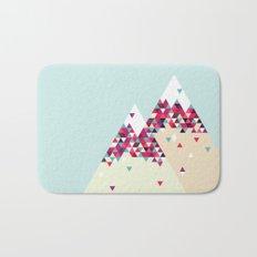 Twin Peaks Bath Mat