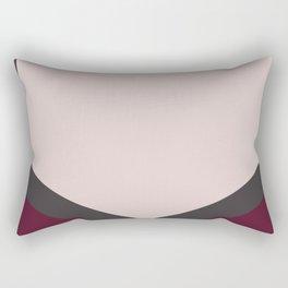Deanna Troi - Minimalist Star Trek TNG The Next Generation - 1701 D - startrek - Trektangles Rectangular Pillow