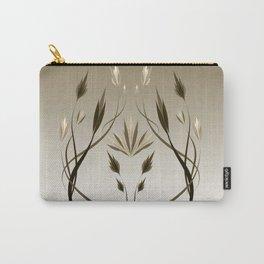 floral emblem 1 Carry-All Pouch
