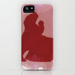 Tale as Old as Time Colorful iPhone Case
