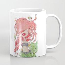 suki -- part of the merm story. Coffee Mug