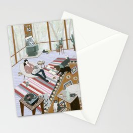 Sisters Room Stationery Cards