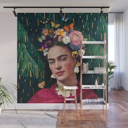 Frida Kahlo :: World Women's Day Wall Mural