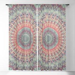 Mandala 300 Sheer Curtain