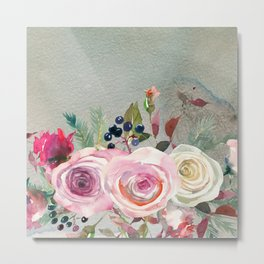 Flowers bouquet #42 Metal Print