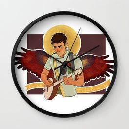 Come on! Feel the Illinoise Wall Clock