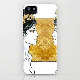 P U R E iPhone Case