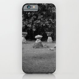Valley of the Latte- Guam iPhone Case