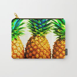 Pinapples Carry-All Pouch