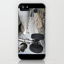 Visual approach iPhone Case
