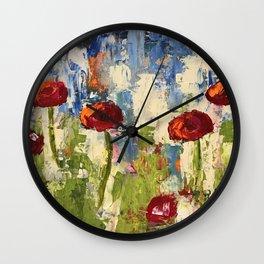 Dreams of the Sun Wall Clock