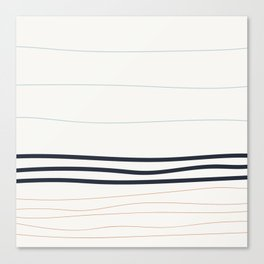 Coit Pattern 73 Canvas Print