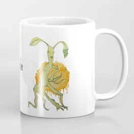 I have a pet bowtruckle Coffee Mug