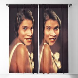Marian Anderson, Music Legend Blackout Curtain