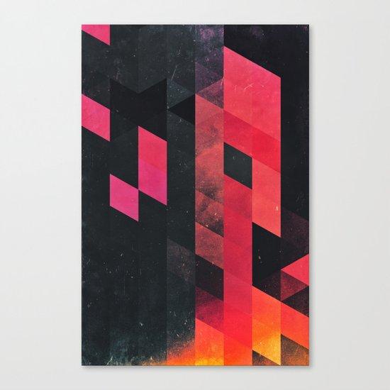 ylmyst tyme Canvas Print