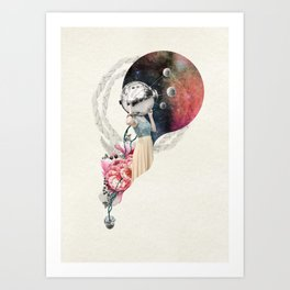 Female Series II Art Print