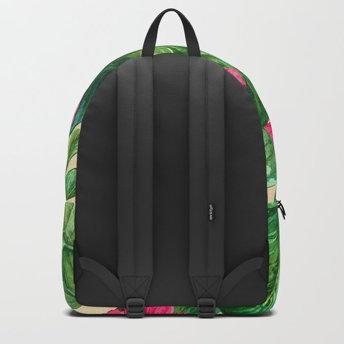 My Tropical Garden 25 Backpack