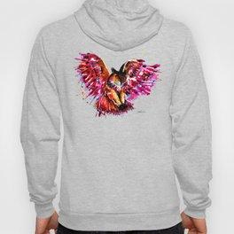 Flying Owl Hoody