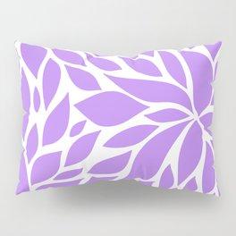 Bloom - violet Pillow Sham