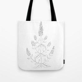 Herbarium 2 Tote Bag