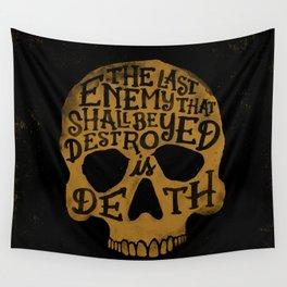 Last Enemy Wall Tapestry