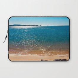 Donibane Beach Laptop Sleeve