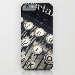 Imperial #4 iPhone Case