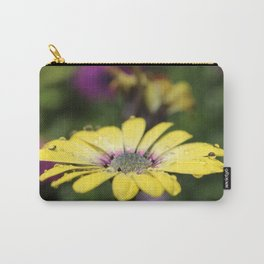 Osteospermum Daisy Yellow Carry-All Pouch