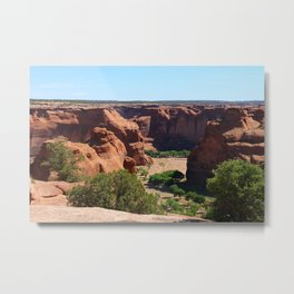 The Beauty of Canyon de Chelly Metal Print