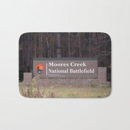 Moores Creek National Battlefield Bath Mat