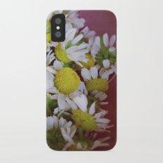 chamomile Slim Case iPhone X