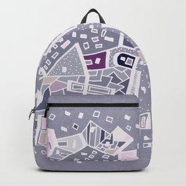 Violet City Backpack