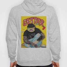 Getter burger head Hoody