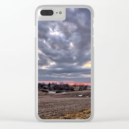 High Ground Clear iPhone Case