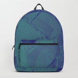 blue edit Backpack