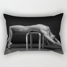 bodyscape Rectangular Pillow