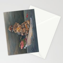 Red Letter Stationery Cards