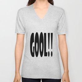 Gool!! Unisex V-Neck