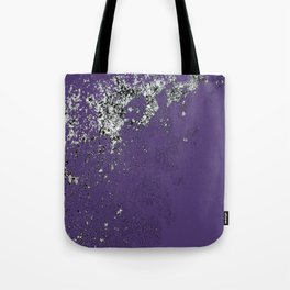 Purple Mold Tote Bag