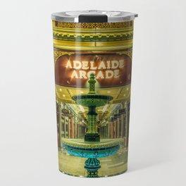 Adelaide Arcade Facade Travel Mug